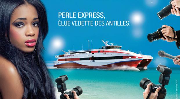 La vie à bord du Perle Express